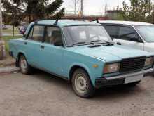 ВАЗ (Лада) 2107, 2000 г., Красноярск