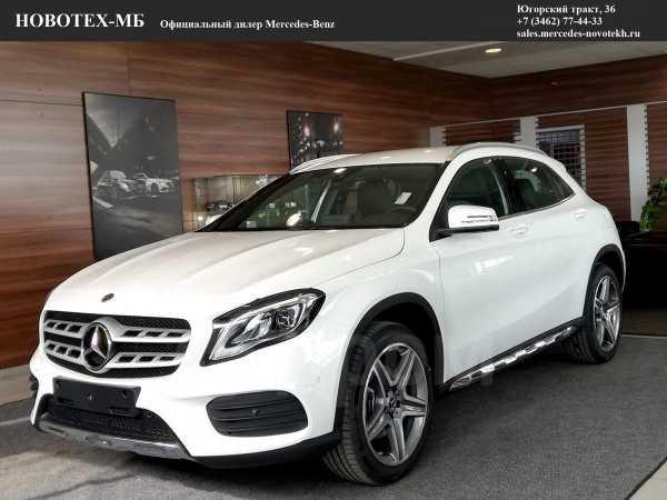 Mercedes-Benz GLA-Class, 2019 год, 2 624 656 руб.