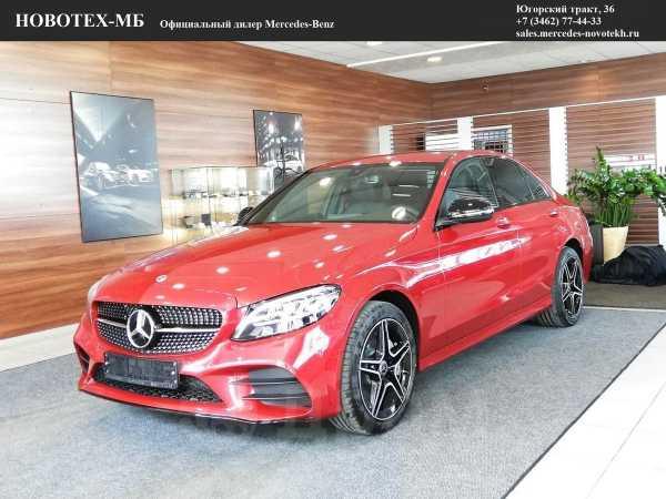 Mercedes-Benz C-Class, 2019 год, 3 169 772 руб.