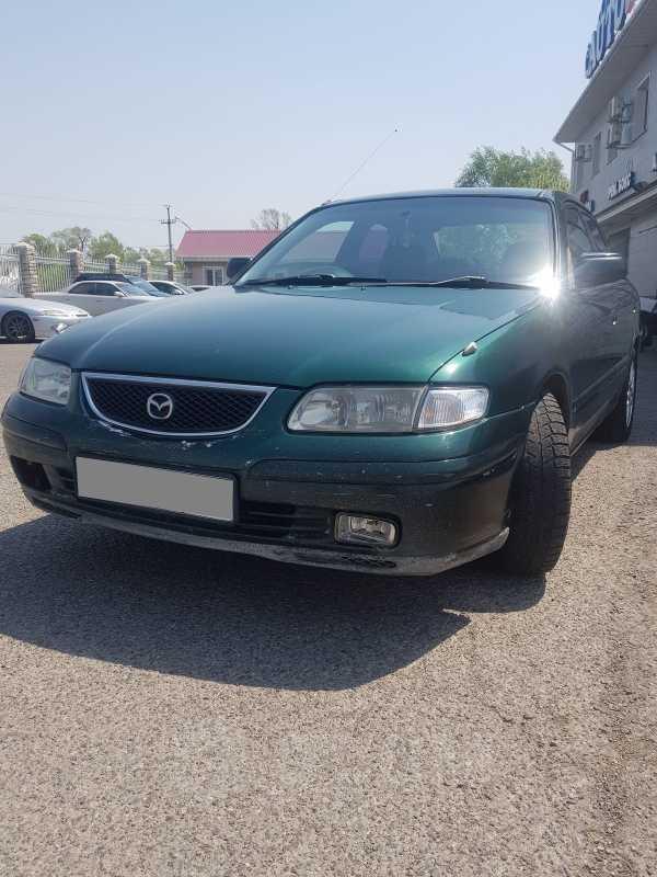Mazda Capella, 1999 год, 125 000 руб.