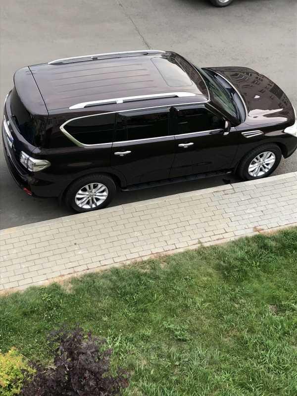 Nissan Patrol, 2011 год, 1 340 000 руб.