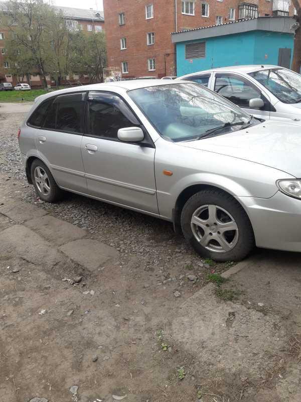 Mazda Familia S-Wagon, 2000 год, 195 000 руб.