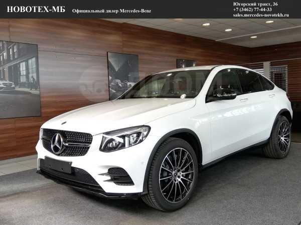 Mercedes-Benz GLC Coupe, 2019 год, 4 022 800 руб.