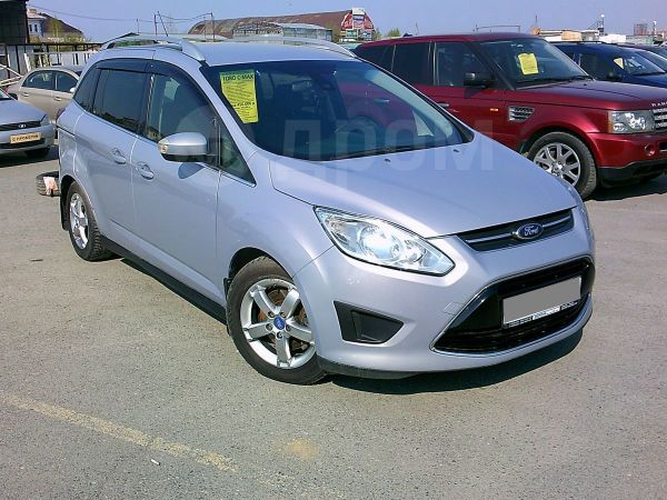 Ford Grand C-MAX, 2010 год, 420 000 руб.
