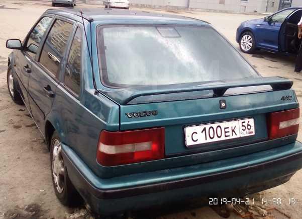 Volvo 440, 1995 год, 95 000 руб.