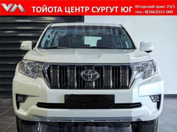 Toyota Land Cruiser Prado, 2019 год, 2 858 000 руб.