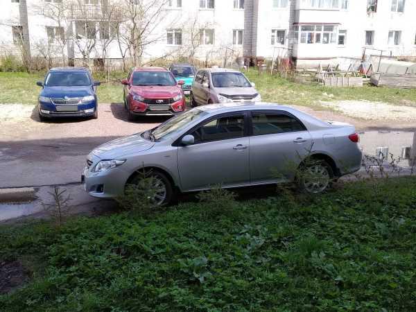 Toyota Corolla, 2008 год, 440 000 руб.