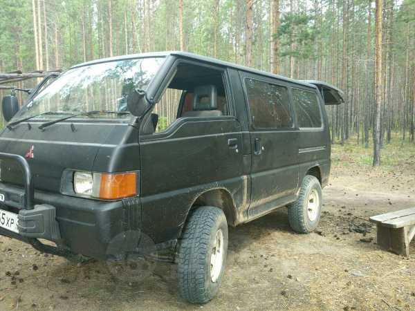 Mitsubishi Delica, 1991 год, 430 000 руб.