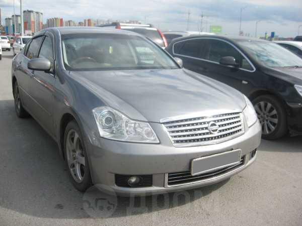 Nissan Fuga, 2004 год, 480 000 руб.