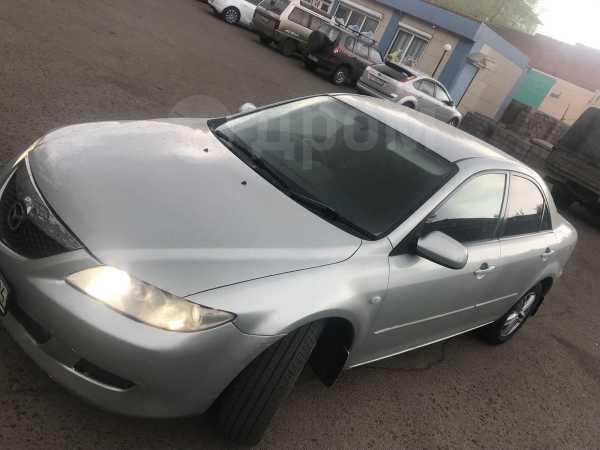 Mazda Atenza, 2002 год, 199 000 руб.
