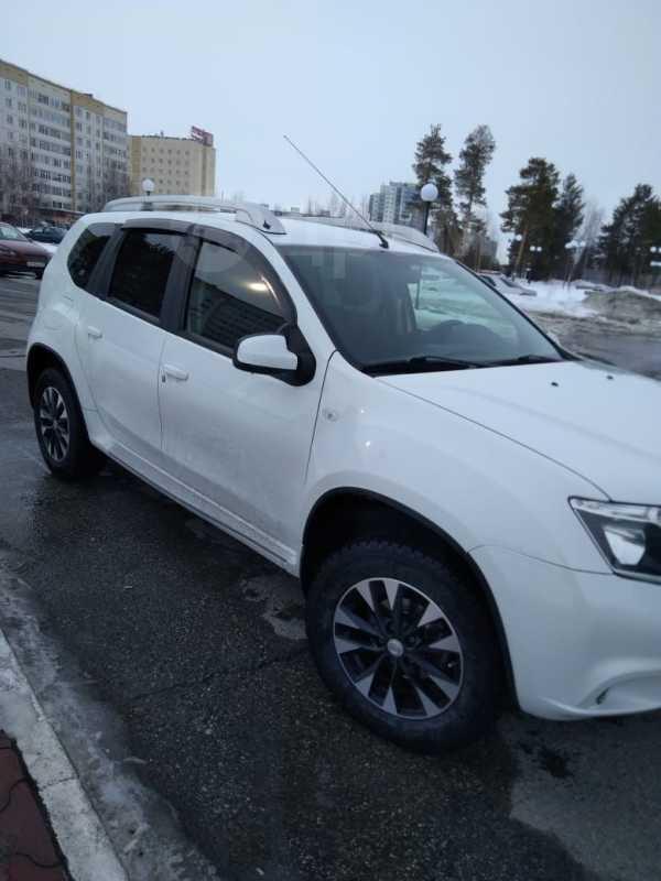 Nissan Terrano, 2016 год, 770 000 руб.