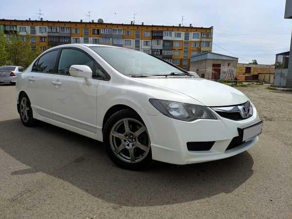 Honda Civic, 2010 год, 499 000 руб.