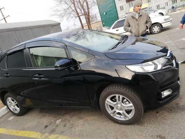 Honda Fit, 2017 год, 950 000 руб.