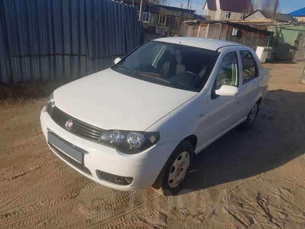 Fiat Albea, 2012 год, 300 000 руб.