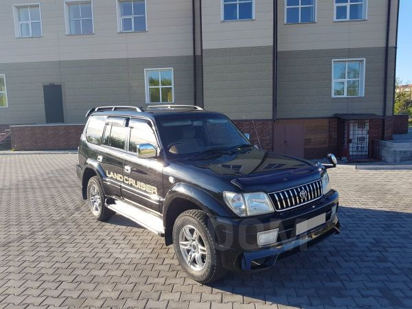 Toyota Land Cruiser Prado, 2002 год, 895 000 руб.
