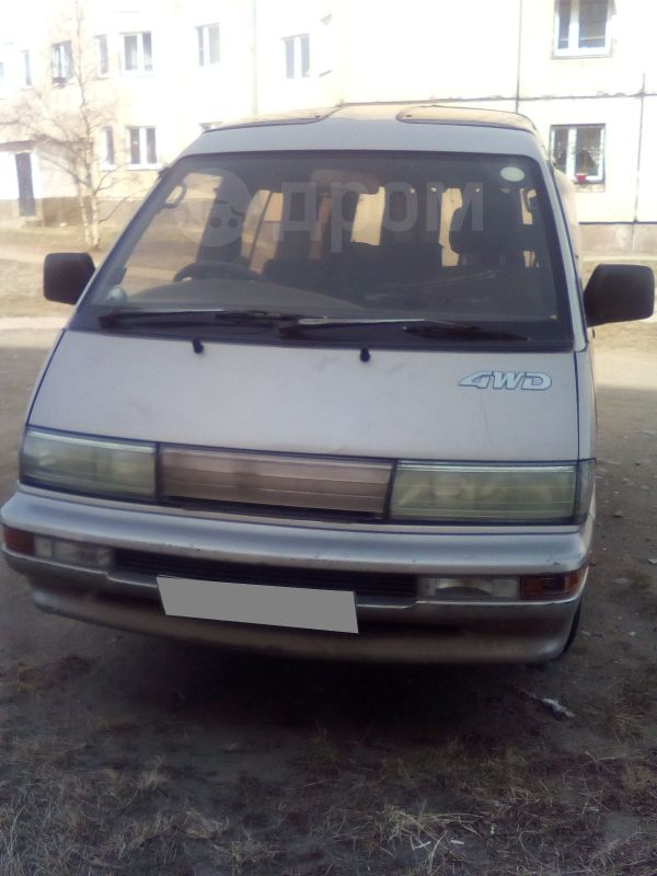 Toyota Master Ace Surf, 1990 год, 125 000 руб.