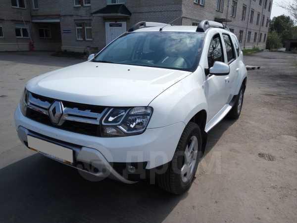 Renault Duster, 2018 год, 950 000 руб.