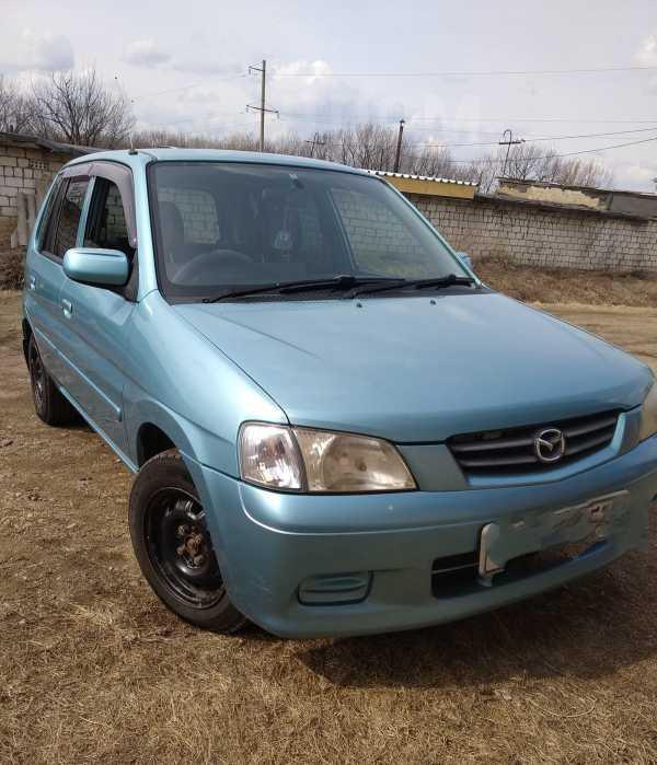 Mazda Demio, 2002 год, 200 000 руб.