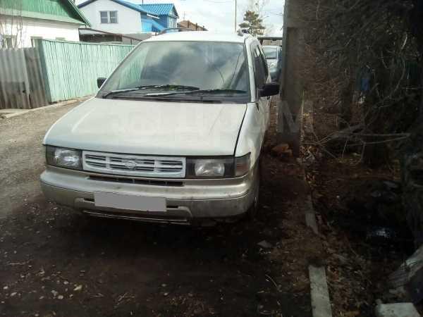 Nissan Prairie Joy, 1996 год, 70 000 руб.