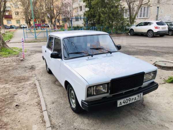 Лада 2107, 2008 год, 96 500 руб.