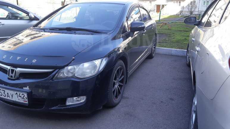 Honda Civic, 2007 год, 455 000 руб.