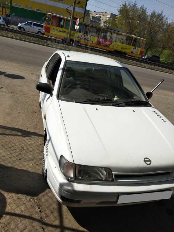Nissan Pulsar, 1991 год, 40 000 руб.