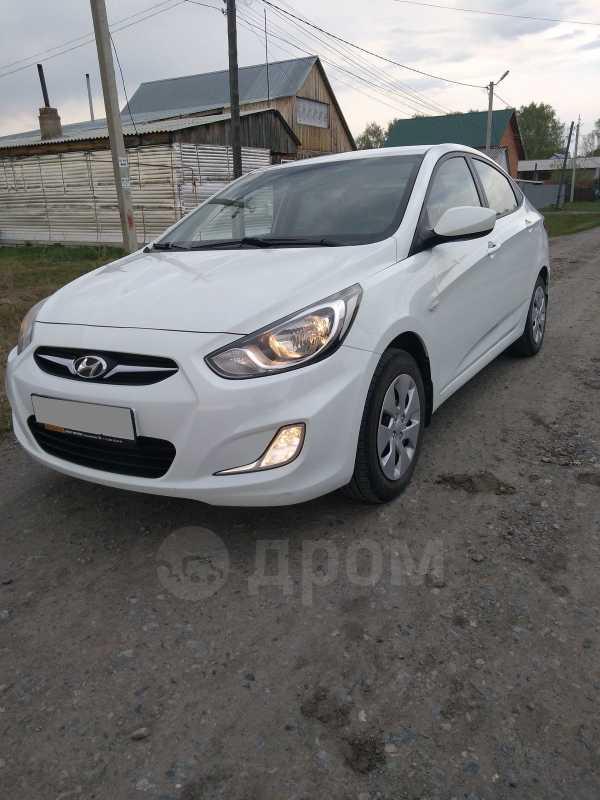 Hyundai Solaris, 2011 год, 420 000 руб.