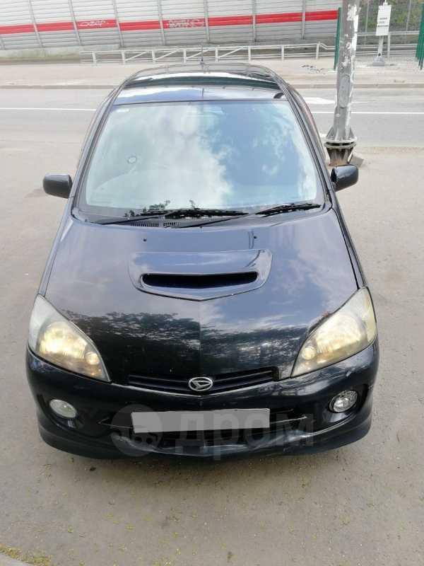 Daihatsu YRV, 2005 год, 170 000 руб.