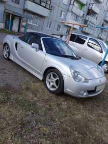 Шарыпово MR-S 2004
