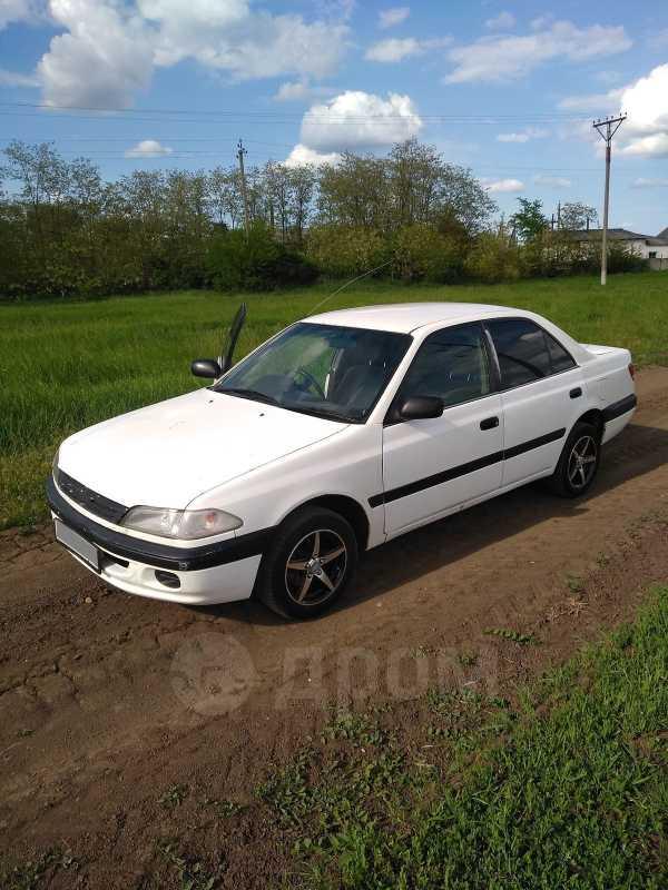 Toyota Carina, 1997 год, 125 000 руб.