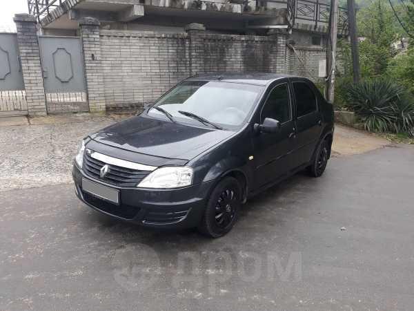 Renault Logan, 2010 год, 220 000 руб.
