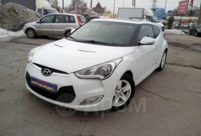 Hyundai Veloster, 2012 год, 590 000 руб.