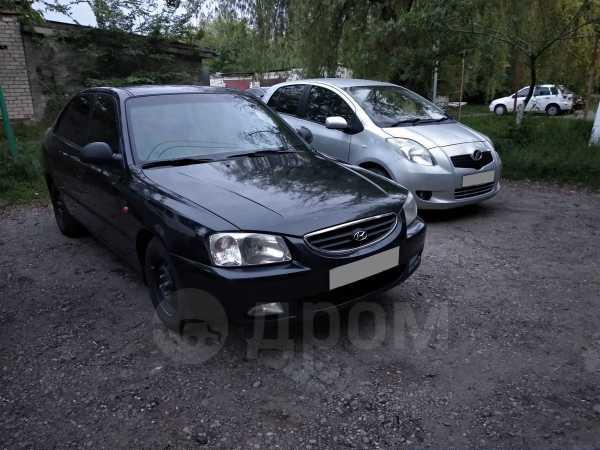Hyundai Accent, 2012 год, 335 000 руб.
