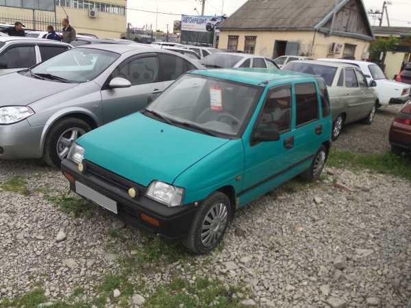 Daewoo Tico, 1997 год, 125 000 руб.