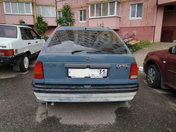 Opel Kadett, 1988 год, 78 000 руб.