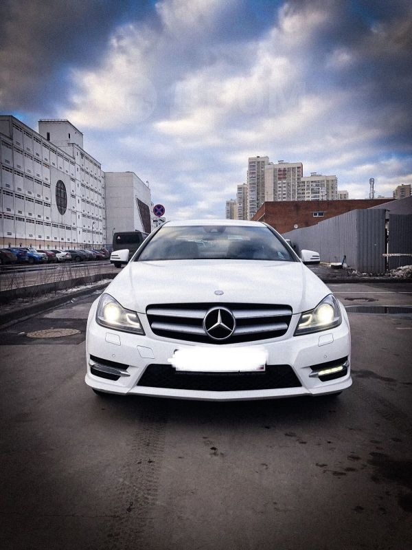 Mercedes-Benz C-Class, 2013 год, 920 000 руб.