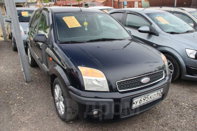 Ford Fusion, 2006 год, 279 000 руб.
