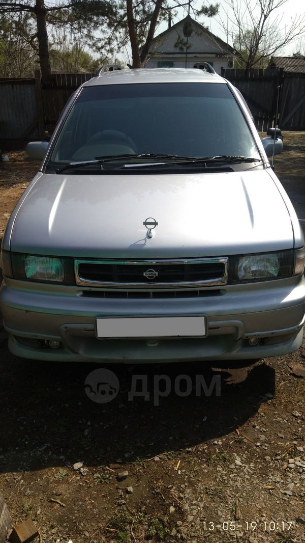 Nissan Prairie Joy, 1996 год, 140 000 руб.