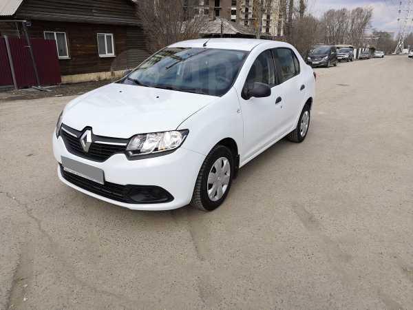 Renault Logan, 2015 год, 505 000 руб.