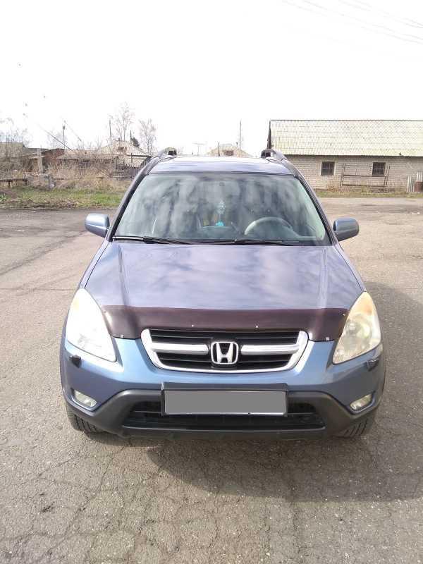 Honda CR-V, 2003 год, 580 000 руб.