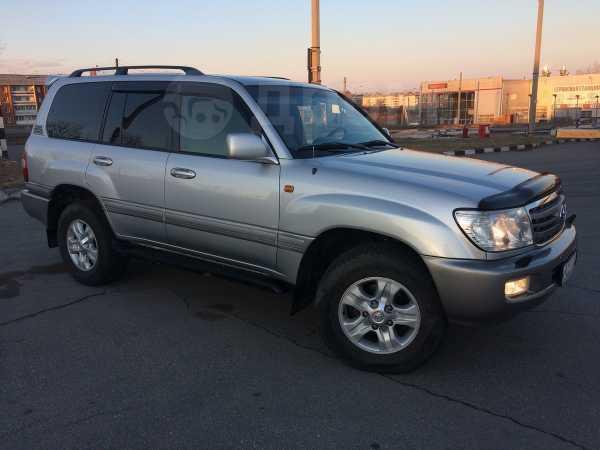 Toyota Land Cruiser, 2005 год, 1 345 000 руб.