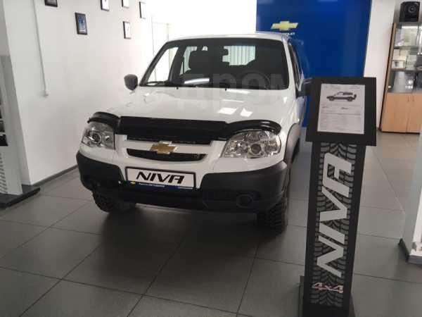 Chevrolet Niva, 2019 год, 790 390 руб.