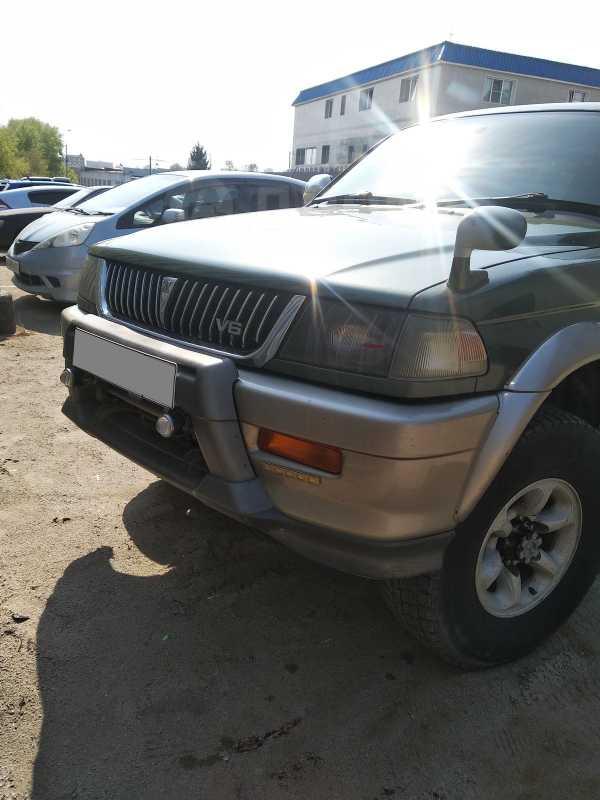 Mitsubishi Challenger, 1996 год, 499 999 руб.