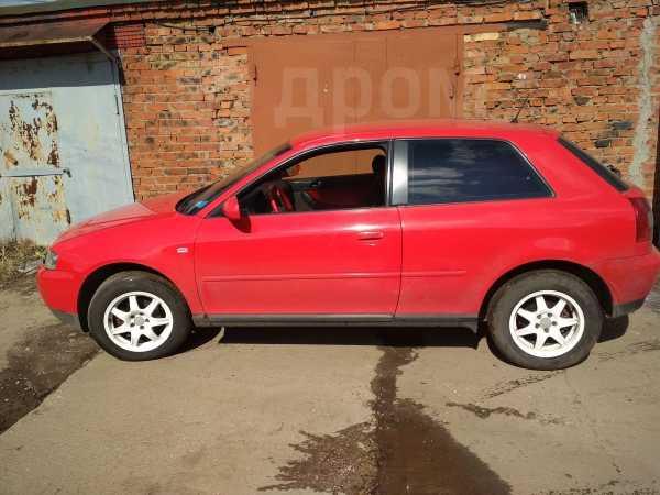 Audi A3, 2002 год, 220 000 руб.