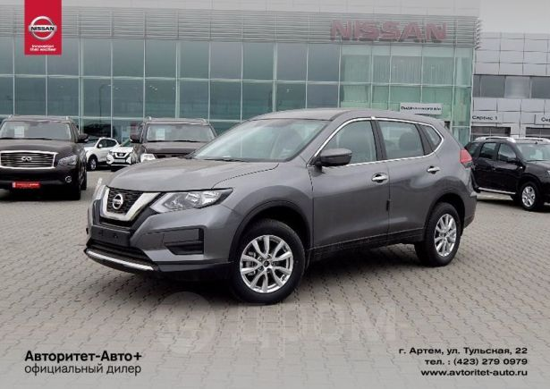 Nissan X-Trail, 2018 год, 1 810 000 руб.
