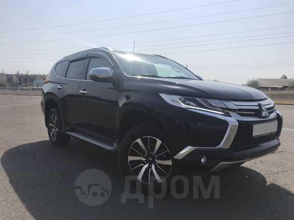 Mitsubishi Pajero Sport, 2017 год, 2 265 000 руб.