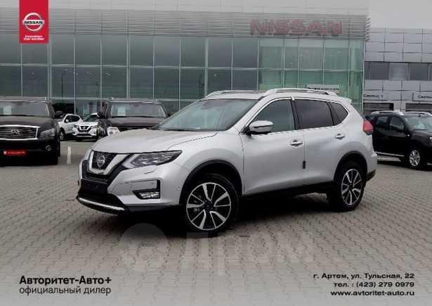Nissan X-Trail, 2018 год, 1 959 000 руб.