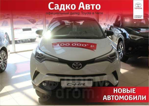 Toyota C-HR, 2019 год, 2 177 500 руб.