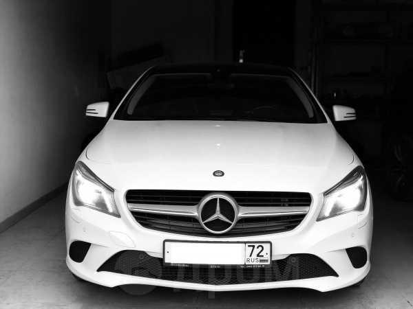 Mercedes-Benz CLA-Class, 2014 год, 1 320 000 руб.