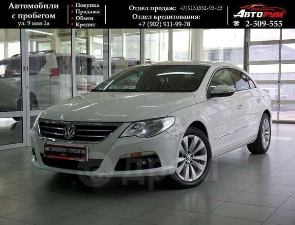 Volkswagen Passat CC, 2010 год, 657 000 руб.